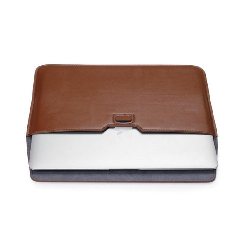 Leather Laptop Sleeve - BagPrime - Look Your Best with Amazing Bags