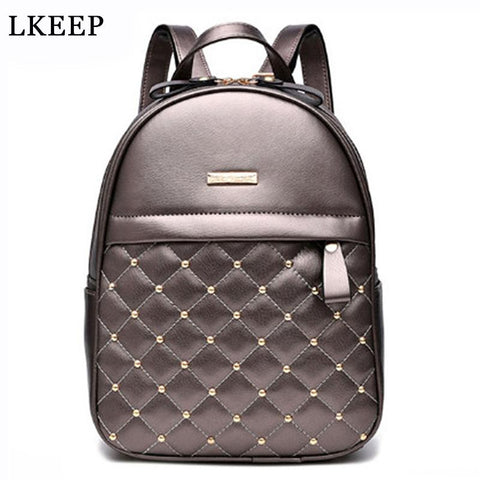 LKEEP Trendy Backpack - BagPrime - Look Your Best with Amazing Bags