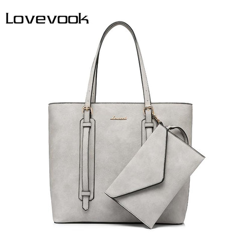 LOVEVOOK Modern Edgy Shoulder Bag