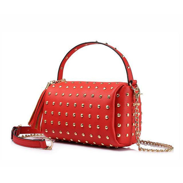 LOVEVOOK Studded Crossbody Bag - BagPrime - Look Your Best with Amazing Bags