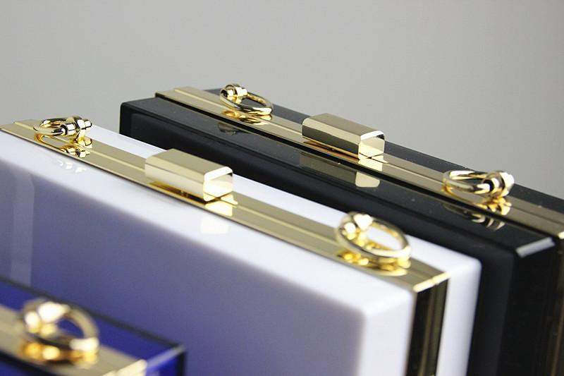 Luxury Box Clutch - BagPrime - Look Your Best with Amazing Bags