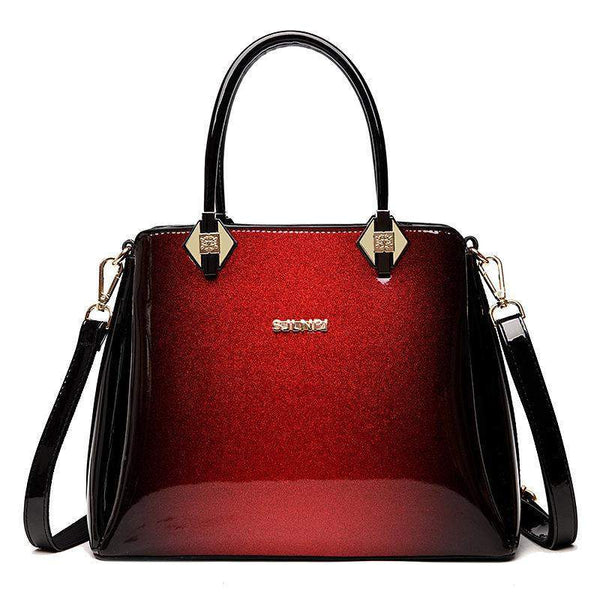 867605966e4e Luxury Patent Leather Shoulder Bag - BagPrime - Look Your Best with Amazing  Bags ...