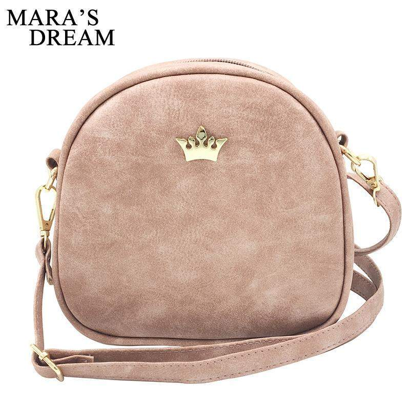MARA'S DREAM Mini Bag with Crown - BagPrime - Look Your Best with Amazing Bags