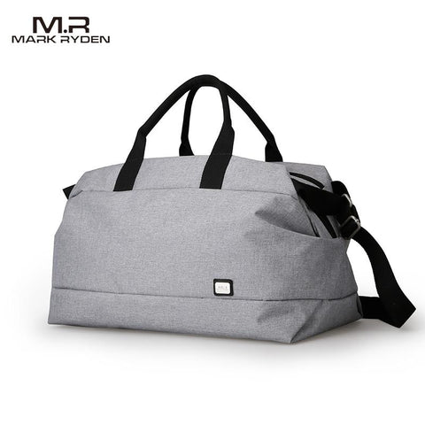 MARK RYDEN Minimalist Canvas Travel Bag