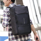 MARK RYDEN Modern USB Charging Backpack-bag-BagPrime - Global Prime Bag Fashion Platform-Black USB-China-17.3 Inches-BagPrime - Global Prime Bag Fashion Platform