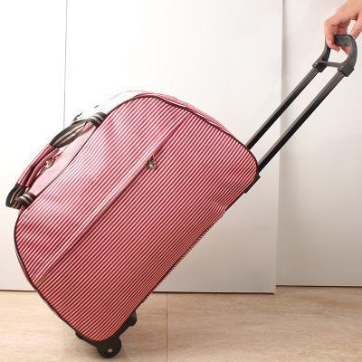 MENGXILU Trolley Travel Bag - BagPrime - Look Your Best with Amazing Bags