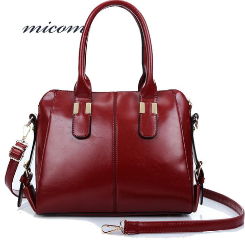 MICOM Retro Satchel Bag - BagPrime - Look Your Best with Amazing Bags