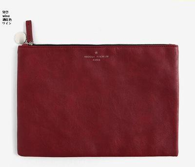 Minimalist Envelope Clutch - BagPrime - Look Your Best with Amazing Bags