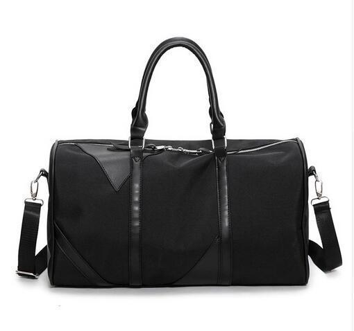9d555c6b464e Modern Leather Duffel Bag - BagPrime - Look Your Best with Amazing Bags