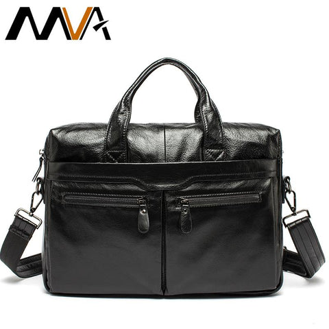 MVA Edgy Leather Bag - BagPrime - Look Your Best with Amazing Bags