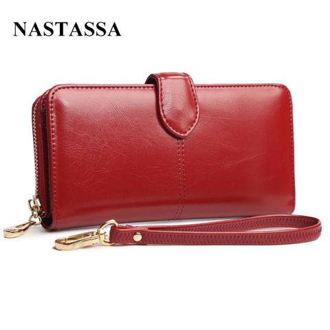 NASTASSA Modern Classic Wallet - BagPrime - Look Your Best with Amazing Bags