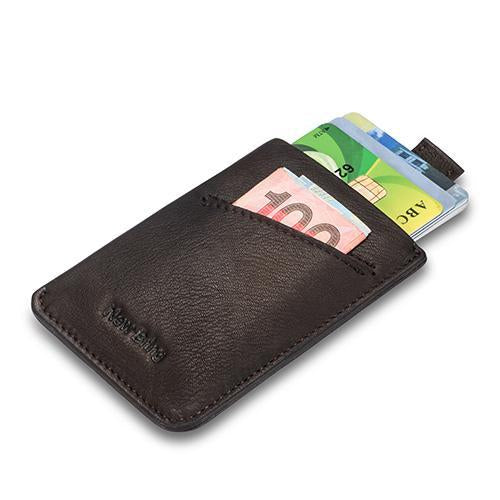 newbring classic leather credit card holder bagprime look your best with amazing bags - Best Card Holder Wallet