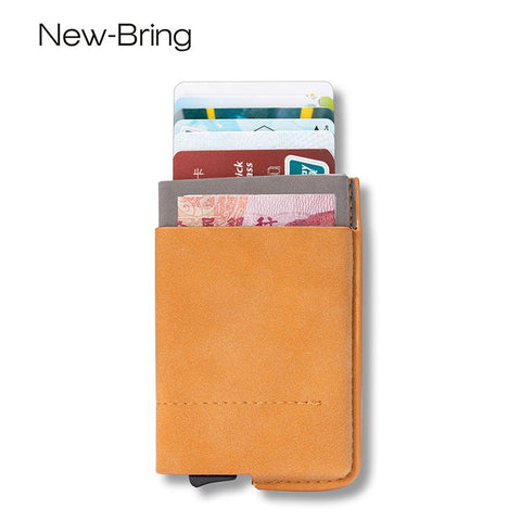NEWBRING Slip-on Wallet - BagPrime - Look Your Best with Amazing Bags