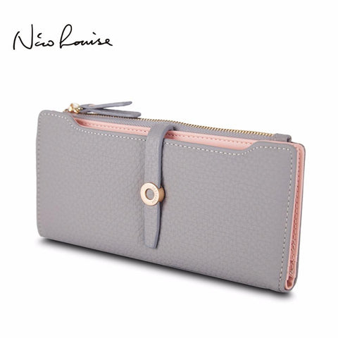 NICO LOUISE Cute Romantic Long Wallet