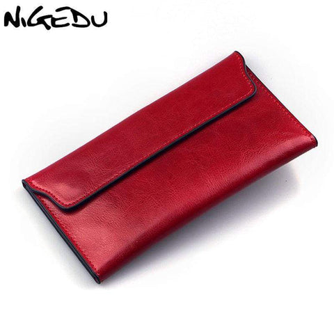 NIGEDU Classic Wallet - BagPrime - Look Your Best with Amazing Bags