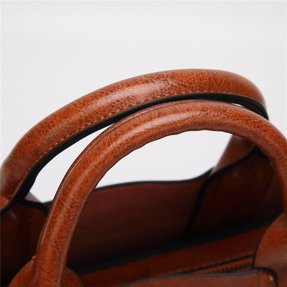 NIGEDU Rustic Tote Bag - BagPrime - Look Your Best with Amazing Bags