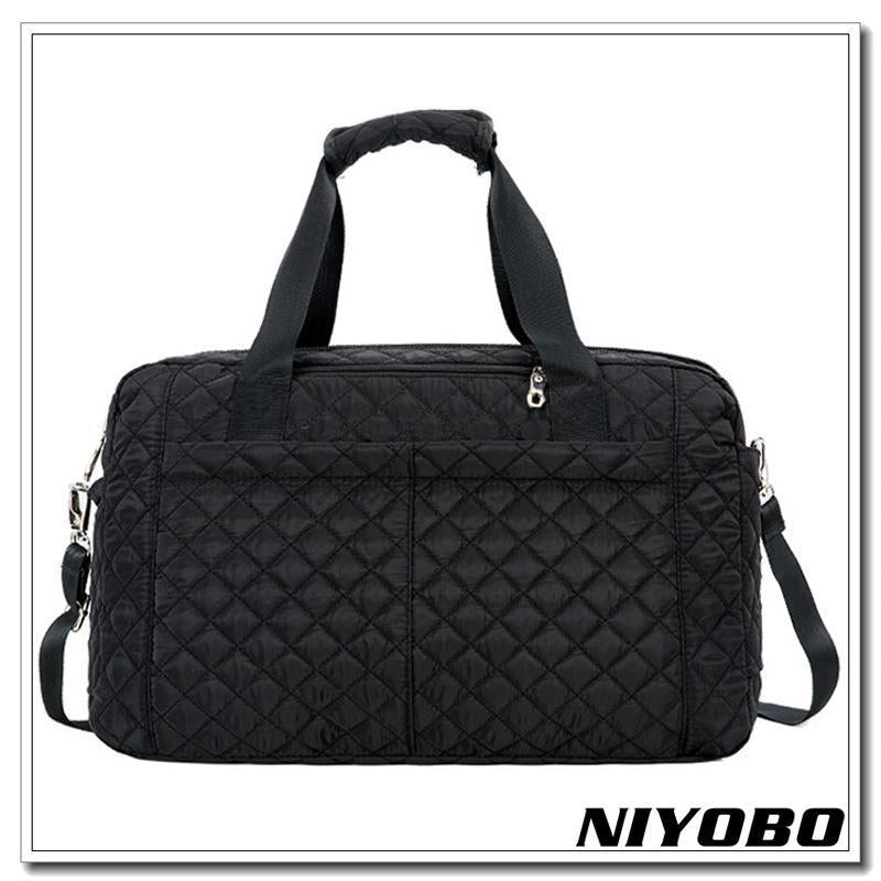 NIYOBO Quilted Travel Bag - BagPrime - Look Your Best with Amazing Bags