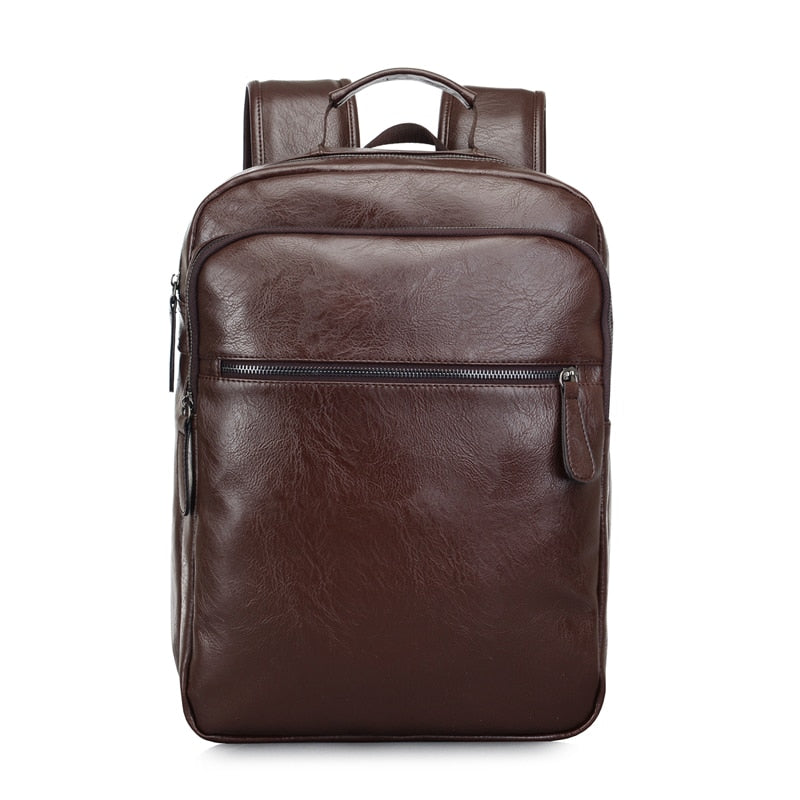 High Quality Genuine Leather Backpack