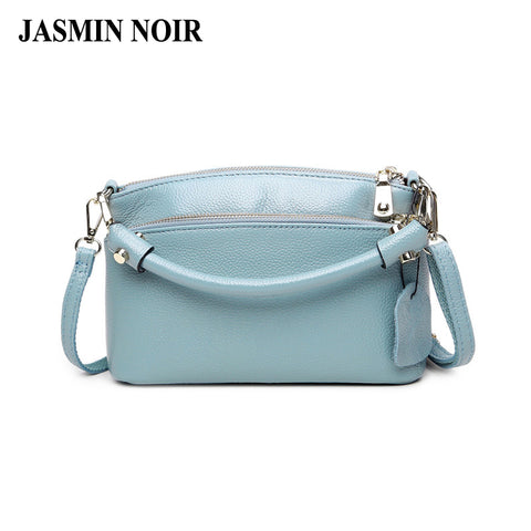 JASMIN NOIR Cute Leather Sling Bag