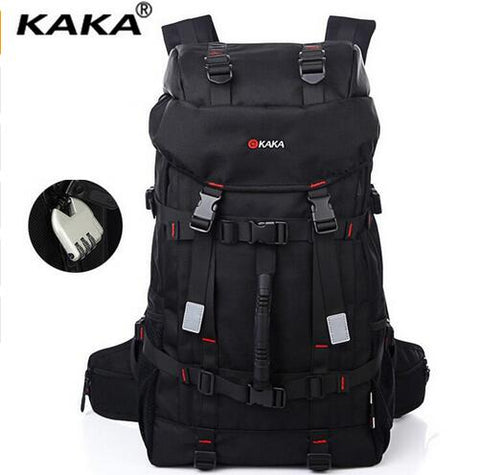 KAKA 55L Travel Backpack