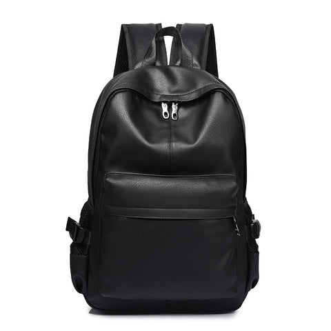 Urban Inspired Leather Backpack