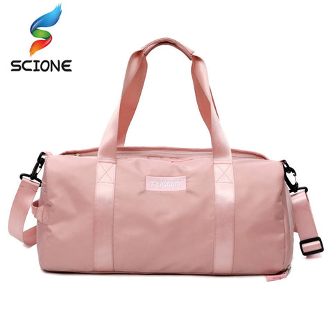 SCIONE Waterproof  Nylon Sports Bags