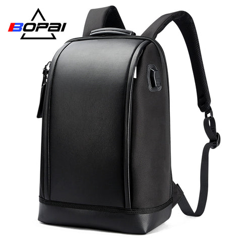 BOPAI USB Charging 15.6 Laptop Backpack