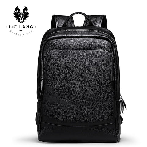 LIELANG High Quality Leather Backpack