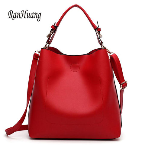 RANHUANG Bucket Bag - BagPrime - Look Your Best with Amazing Bags