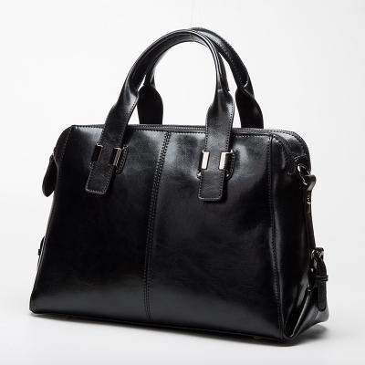 9b446b4dd5 Real Cow Leather Ladies HandBags Women Genuine Leather bags Totes Messenger  Bags Hign Quality Designer Luxury