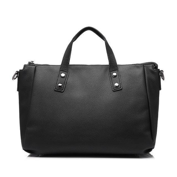 REALER Vintage Business Bag - BagPrime - Look Your Best with Amazing Bags