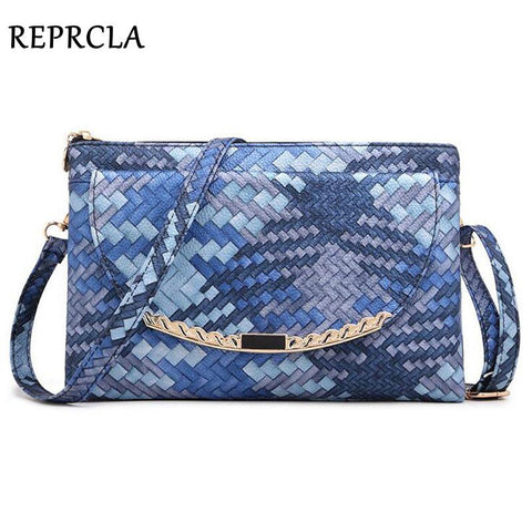 REPRCLA Basket Design Messenger Bag - BagPrime - Look Your Best with Amazing Bags