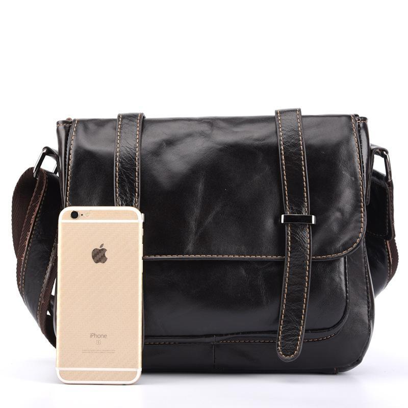 Retro Style Messenger Bag - BagPrime - Look Your Best with Amazing Bags