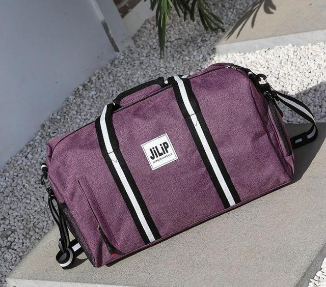 SCIONE Preppy Cool Duffel Bag - BagPrime - Look Your Best with Amazing Bags
