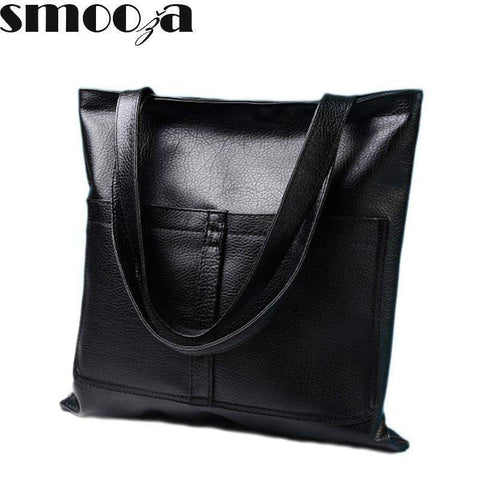 SMOOZA Retro Tote Bag - BagPrime - Look Your Best with Amazing Bags