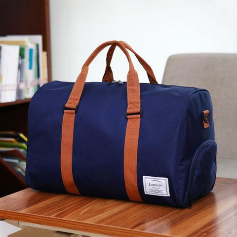 Sporty Chic Sports Bag - BagPrime - Look Your Best with Amazing Bags 8e29201ca7