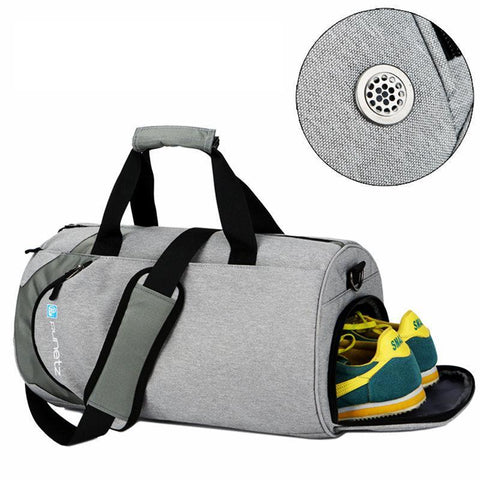 Sporty Cool Fitness Bag - BagPrime - Look Your Best with Amazing Bags