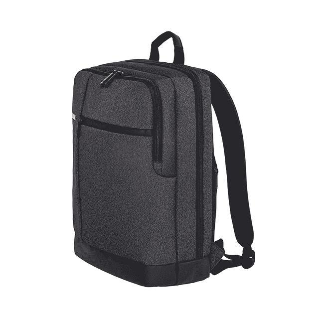 Structured Laptop Backpack-bag-bagprime-90FUN Dark Gray-China-15 Inches-BagPrime - Global Prime Bag Fashion Platform