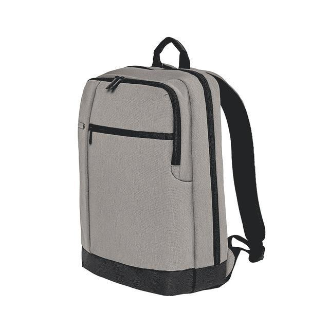 Structured Laptop Backpack-bag-bagprime-90FUN Light Gray-China-15 Inches-BagPrime - Global Prime Bag Fashion Platform