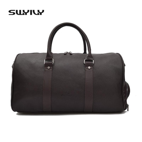 SWYIVY Classic Duffel Bag - BagPrime - Look Your Best with Amazing Bags
