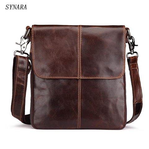 SYNARA Vintage Messenger Bag - BagPrime - Look Your Best with Amazing Bags
