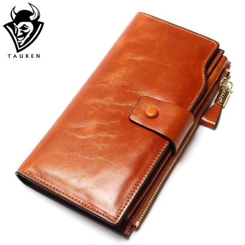 TAUREN Vintage Classic Wallet - BagPrime - Look Your Best with Amazing Bags