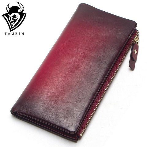TAUREN Zip Style Long Wallet - BagPrime - Look Your Best with Amazing Bags