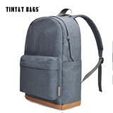 TINYAT Cool Canvas Backpack-bag-BagPrime - Global Prime Bag Fashion Platform-Black USB-China-BagPrime - Global Prime Bag Fashion Platform