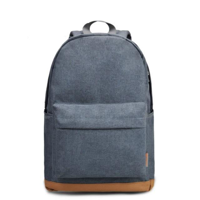 TINYAT Cool Canvas Backpack-bag-BagPrime - Global Prime Bag Fashion Platform-light gray-China-BagPrime - Global Prime Bag Fashion Platform
