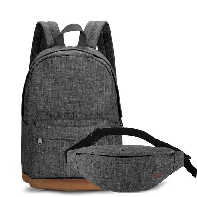 TINYAT Edgy Cool Backpack-bag-BagPrime - Global Prime Bag Fashion Platform-T101 T201 Gray-China-BagPrime - Global Prime Bag Fashion Platform