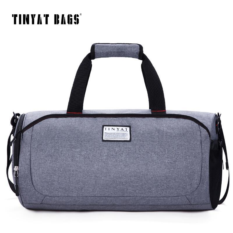 TINYAT Preppy Cool Duffel Bag - BagPrime - Look Your Best with Amazing Bags