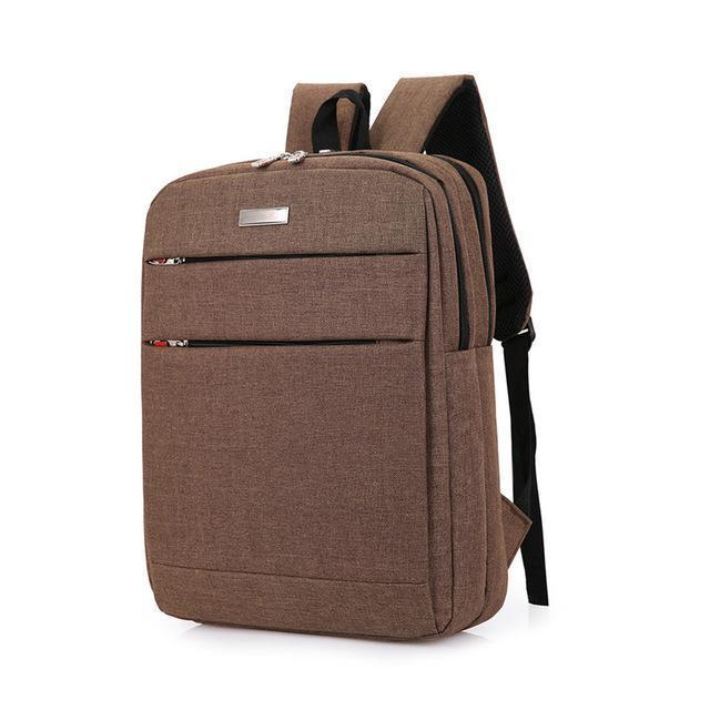 VALINK Sleek Design Backpack-bag-BagPrime - Global Prime Bag Fashion Platform-brown-BagPrime - Global Prime Bag Fashion Platform