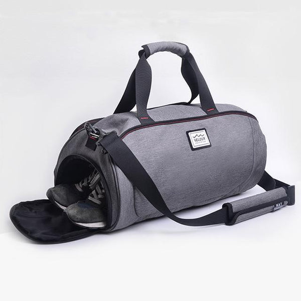 VELOUR Gym Bag - BagPrime - Look Your Best with Amazing Bags