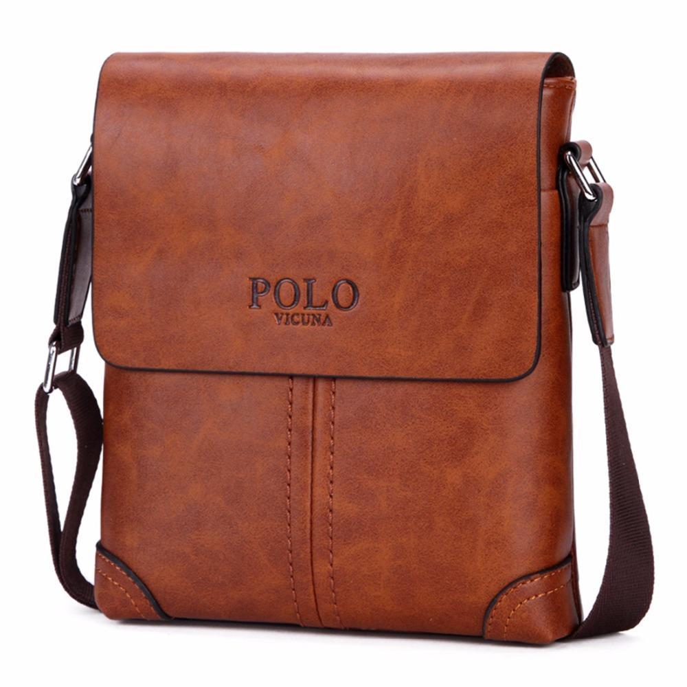VICUNA POLO Vintage Sling Bag - BagPrime - Look Your Best with Amazing Bags
